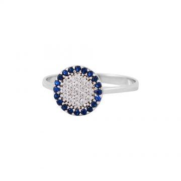 Prsten se syntetickými kameny 70ab9b6223a